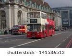 london   november 11  london... | Shutterstock . vector #141536512