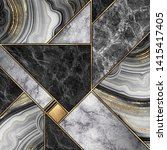 abstract background  modern...   Shutterstock . vector #1415417405