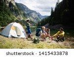 Trekking  Camping  Hiking And...