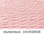 Light Pink Leather Texture...
