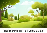 vector illustration background... | Shutterstock .eps vector #1415531915