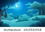 vector illustration background... | Shutterstock .eps vector #1415531918
