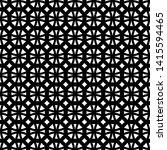 design seamless monochrome... | Shutterstock .eps vector #1415594465