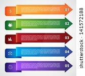 business background.... | Shutterstock .eps vector #141572188