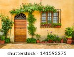 Beautiful Porch Decorated With...