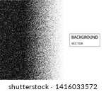 abstract vector noise vanishing....   Shutterstock .eps vector #1416033572