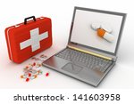 Pills For A Laptop  The Concep...