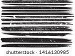 grunge paint roller . vector... | Shutterstock .eps vector #1416130985