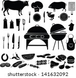 vector illustration of ... | Shutterstock .eps vector #141632092