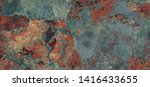 multicolor rough marble texture ... | Shutterstock . vector #1416433655