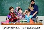 chemistry themed club. promote... | Shutterstock . vector #1416610685