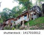 Vintage Wooden House Built On...