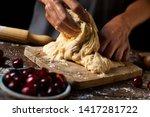 closeup of a young caucasian...   Shutterstock . vector #1417281722