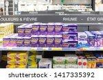 angers  maine et loire   france ... | Shutterstock . vector #1417335392