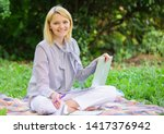 steps to start freelance... | Shutterstock . vector #1417376942