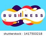 vector creative illustration of ... | Shutterstock .eps vector #1417503218