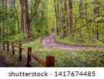 Horse Trails And Hiking Paths...