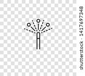 magic wand icon from magic...   Shutterstock .eps vector #1417697348