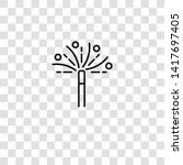 magic wand icon from magic...   Shutterstock .eps vector #1417697405