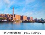 liverpool  uk   may 17 2018 ... | Shutterstock . vector #1417760492