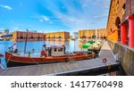 liverpool  uk   may 17 2018 ... | Shutterstock . vector #1417760498
