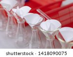 the study separating by... | Shutterstock . vector #1418090075