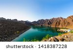 Hatta Water Dam Best Place - Fine Art prints
