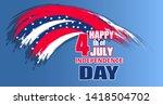 colorful modern background for... | Shutterstock .eps vector #1418504702