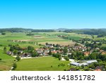 German Village On Viewing From...
