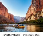 Rafting On The Colorado River...