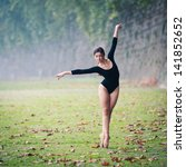 Young Beautiful Ballerina...