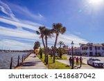 Saint Augustine  Florida  The...