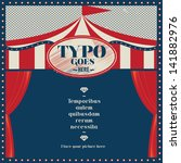 Circus Theme Wedding Invitatio...
