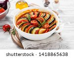 Ratatouille. Traditional Frenc...