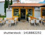 azeitao  portugal   june 7 ... | Shutterstock . vector #1418882252