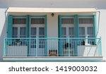 Skiathos Greek Style Blue...