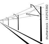 Railroad Overhead Lines....