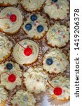Homemade Cupcakes Muffins With...