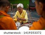 prachuap khiri khan thailand  ... | Shutterstock . vector #1419353372