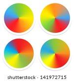 Simple Color Wheels