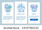 consideration content... | Shutterstock .eps vector #1419783152