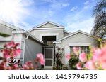 close up shot of family home... | Shutterstock . vector #1419794735