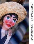 A Puppet Of A Boy Sold At A...