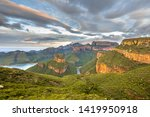 Blyde River Canyon Panorama...