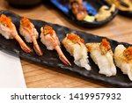 japanese traditionally food ... | Shutterstock . vector #1419957932