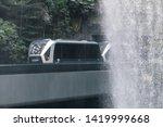 singapore may 22  2019_skytrain ... | Shutterstock . vector #1419999668