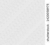 pattern stripe seamless gray... | Shutterstock .eps vector #1420058975
