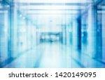 abstract defocused blurred... | Shutterstock . vector #1420149095