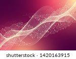 computer motherboard vector... | Shutterstock .eps vector #1420163915