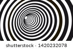 Geometric Hypnotic Spiral....